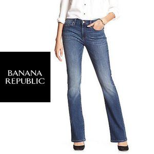 Banana Republic Bootcut Stretch Jeans - Size 27/4S